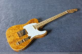 Telecaster Style with Gold Hardware
