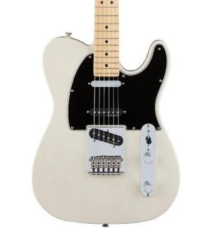 Deluxe Nashville Maple Fingerboard Tele