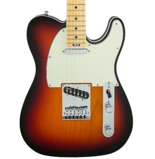 American Elite Tele Maple Fingerboard