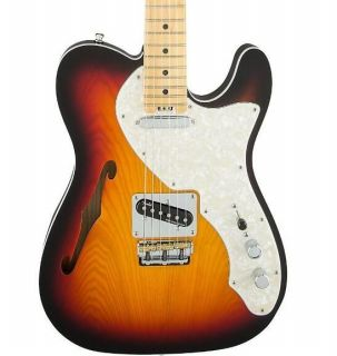 American Elite Tele Thinline Maple Fingerboard