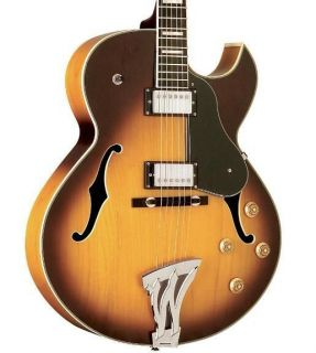 J3 Jazz Florentine Cutaway in Sunburst