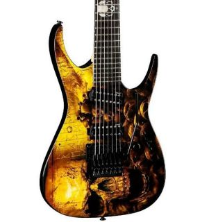 Rusty Cooley 7-String Electric Guitar